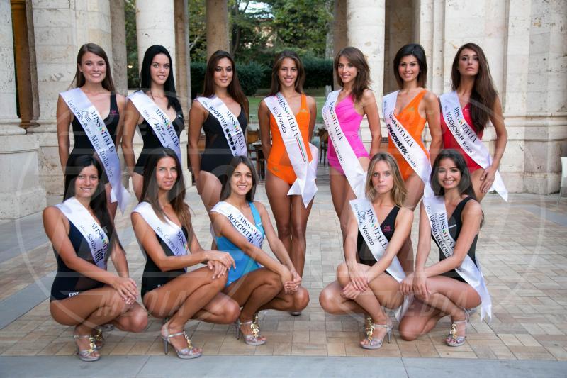 Miss Italia Veneto - Montecatini - 23-08-2012 - Miss Italia: tutte le miss regione per regione
