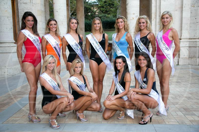Miss Italia Liguria - Montecatini - 23-08-2012 - Miss Italia: tutte le miss regione per regione