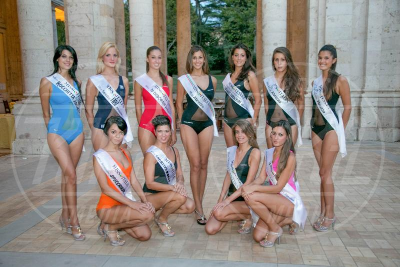 Miss Italia Abruzzo - Montecatini - 23-08-2012 - Miss Italia: tutte le miss regione per regione