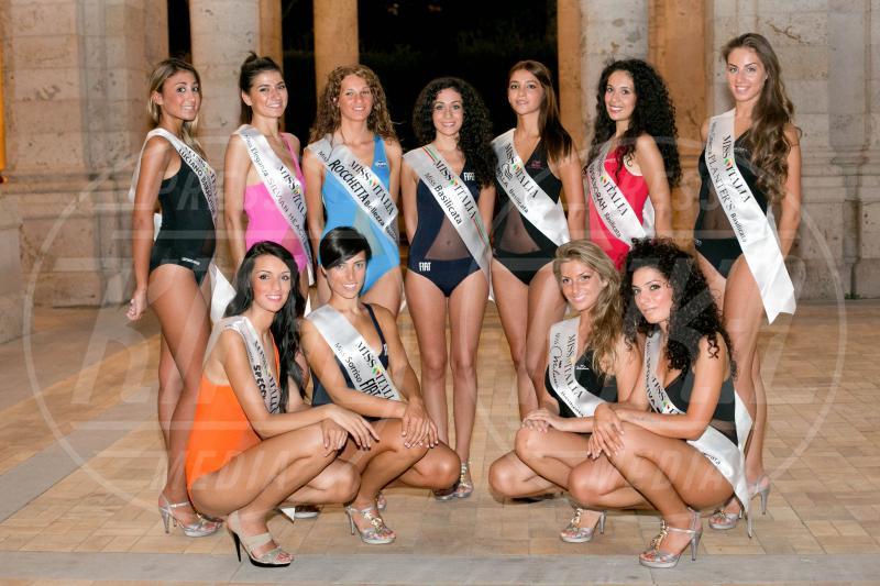 Miss Italia Basilicata - Montecatini - 23-08-2012 - Miss Italia: tutte le miss regione per regione
