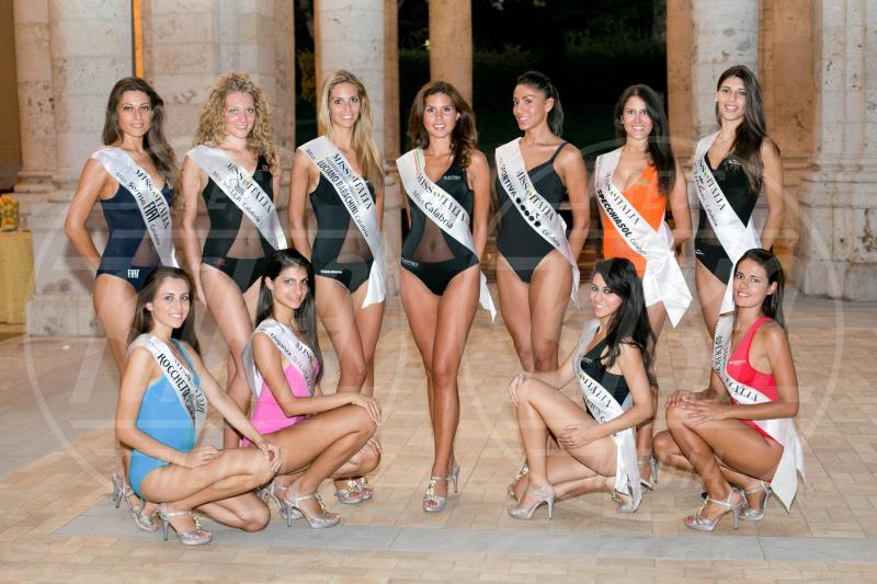 Miss Italia Calabria - Montecatini - 23-08-2012 - Miss Italia: tutte le miss regione per regione
