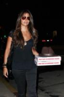 Camila Alves - Los Angeles - 23-08-2012 - La pizza patrimonio dell'Unesco: ma le star lo sapevano già!