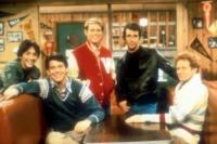 Don Most, Anson Williams, Scott Baio, Ron Howard, Henry Winkler - florida - 26-08-2012 -