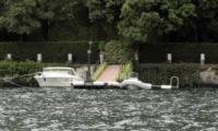 Villa Oleandra - Laglio - 03-06-2007 - Clooney, multa per chi si avvicina a Villa Oleandra