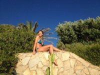 Heidi Klum - Sardegna - 29-08-2012 - Trump e gli altri: i vip in italia per una vacanza 5 stelle
