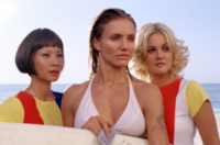 Drew Barrymore, Lucy Liu, Cameron Diaz - Hollywood - 27-06-2003 - Sarà lei la protagonista del remake di Charlie's Angels