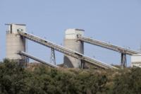 """Miniera della Carbosulcis - 31-08-2012 - Patrizia Saias: """"Lo facciamo per i nostri figli"""""""