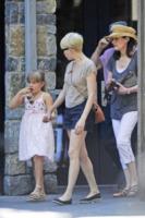 Carla Williams, Matilda Ledger, Michelle Williams - New York - 31-08-2012 - Michelle Williams allo zoo con tutta la famiglia