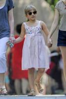 Matilda Ledger - New York - 31-08-2012 - Michelle Williams allo zoo con tutta la famiglia