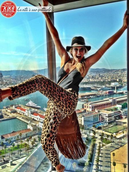 Bar Refaeli - Barcellona - 04-09-2012 - Il leopardo non si ammaestra, si indossa