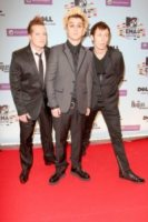 Green Day - Los Angeles - 13-07-2011 - I Green Day sul palco dei Video Music Awards