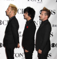 Green Day - Los Angeles - 13-06-2010 - I Green Day sul palco dei Video Music Awards