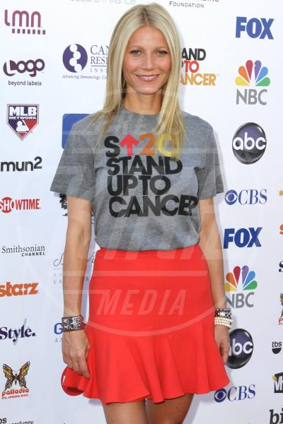 Gwyneth Paltrow - Los Angeles - 07-09-2012 - Dillo con una t-shirt: Taylor Swift vuole una vita bohémienne