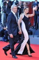 Kasia Smutniak, Domenico Procacci - Venezia - 08-09-2012 - Kasia Smutniak è diventata mamma! Fiocco azzurro per la star