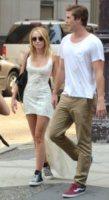Liam Hemsworth, Miley Cyrus - Los Angeles - 06-09-2012 - Miley Cyrus e Liam Hemsworth di nuovo fotografati insieme