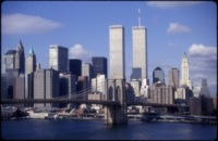 Manhattan - New York - New York - 18-09-2012 - New York, 11 anni fa l'attacco alle Twin Towers
