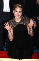 Demi Lovato - Hollywood - 11-09-2012 - Demi Lovato sostiene la giornalista criticata per la sua obesità