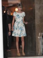 Taylor Swift - Rio de Janeiro - 13-09-2012 - L'abito dell'estate? Il corolla dress, sexy e bon ton!