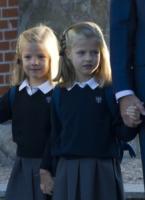 Principessa Leonor di Borbone, Principessa Sofia - Madrid - 14-09-2012 - Principesse adolescenti sui troni d'Europa: le riconoscete?