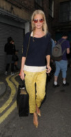 Poppy Delevingne - Londra - 16-09-2012 - Il giallo, un trend perchè torni a splendere il sole