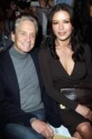Catherine Zeta Jones, Michael Douglas - New York - 13-09-2012 - L'anello nuziale di Catherine Zeta-Jones è tornato al suo posto