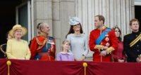 Catherine, Regina Elisabetta II, Principe William - Londra - 16-06-2012 - 2 ottobre: festa dei nonni… anche vip!
