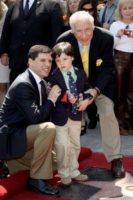 Eddie Brooks, Henry Brooks, Mel Brooks - Hollywood - 23-04-2010 - 2 ottobre: festa dei nonni… anche vip!