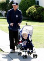 Theo Gabel, Ron Howard - Los Angeles - 2 ottobre: festa dei nonni… anche vip!