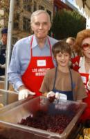 nipote JACK HESTON, Charlton Heston - 18-04-2004 - 2 ottobre: festa dei nonni… anche vip!