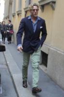 Lapo Elkann - Milano - 22-09-2012 - La nuova fidanzata di Lapo Elkann è ovviamente bellissima