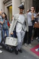 Jonathan Kashanian - Milano - 22-09-2012 - Settimana della moda: Giuseppe Zanotti apre ai vip la sua boutique
