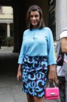 Ana Laura Ribas - Milano - 22-09-2012 - Settimana della moda: Giuseppe Zanotti apre ai vip la sua boutique