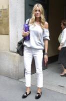 Elenoire Casalegno - Milano - 22-09-2012 - Settimana della moda: Giuseppe Zanotti apre ai vip la sua boutique