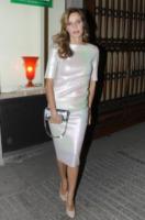 Eliana Miglio - Milano - 22-09-2012 - Settimana della moda: Giuseppe Zanotti apre ai vip la sua boutique