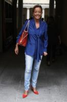 Annamaria Bernardini De Pace - Milano - 22-09-2012 - Settimana della moda: Giuseppe Zanotti apre ai vip la sua boutique