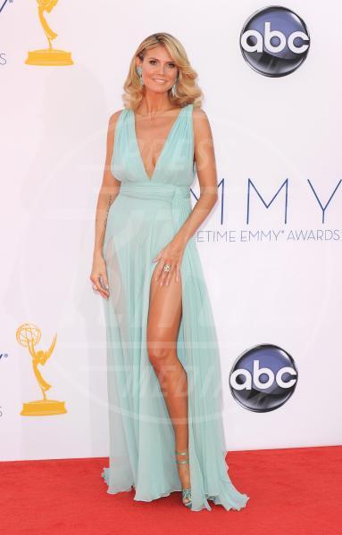 """Heidi Klum - Los Angeles - 23-09-2012 - """"A 40 anni non sei più sexy!"""" Sicura, Miley Cyrus?"""