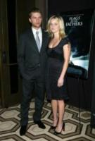 Ryan Phillippe, Reese Witherspoon - New York - 16-10-2006 - Reese Whiterspoon fugge Hollywood e torna in Carolina