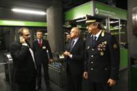 Bruno Rota, Tullio Mastrangelo, Marco Granelli - Milano - 26-09-2012 - Tragedia sfiorata nella metrò a Milano