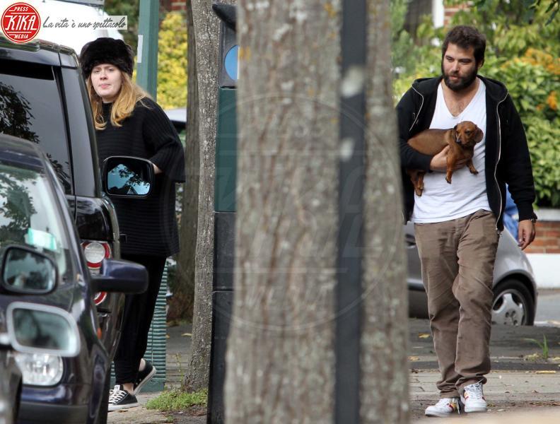 Simon Konecki, Adele - Hove - 27-09-2012 - Adele di nuovo single, i motivi della separazione