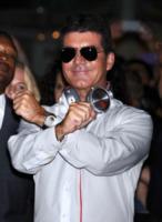 Simon Cowell - Hollywood - 11-09-2012 - Simon Cowell ha messo incinta la moglie di un suo amico