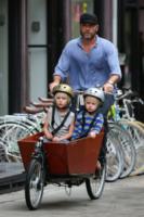 Samuel Schreiber, Alexander Schreiber, Liev Schreiber - New York - 28-09-2012 - 19 marzo, festa del papà o festa dei DILF?