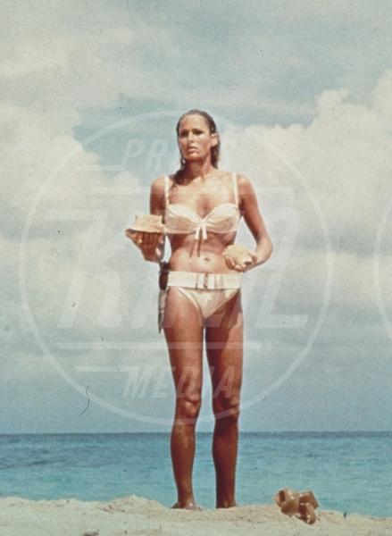 Ursula Andress - 01-01-1962 - Le donne di James Bond compiono 50 anni