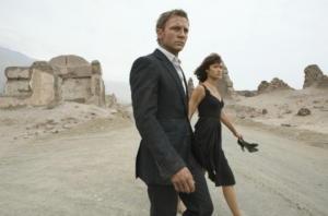 Olga Kurylenko, Daniel Craig - Los Angeles - 07-11-2006 - Bond 25: ecco chi sarà il villain nel nuovo 007