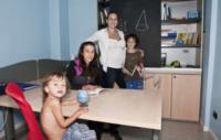 Sara Elizabeth Keller, Asya, Edoardo Gottardi, Leonardo - 03-10-2012 - Erika Di Martino e l'homeschooling:la scuola fuori dalla scuola!