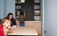 Asya, Edoardo Gottardi, Leonardo - 03-10-2012 - Erika Di Martino e l'homeschooling:la scuola fuori dalla scuola!