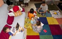 Famiglia Curto-Di Martino - 03-10-2012 - Erika Di Martino e l'homeschooling:la scuola fuori dalla scuola!