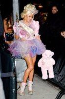 Fergie - New York - 01-11-2011 - Ad Halloween le star si vestono così