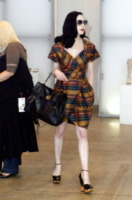 Dita Von Teese - Los Angeles - 28-06-2008 - Dalla Scozia con amore: in autunno è tartan-trend