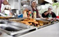 Il nuovo chiosco - Milano - 04-10-2012 - Il chiosco dei panini anti N'drangheta