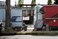 Il vecchio chiosco - Il nuovo chiosco - Milano - 04-10-2012 - Il chiosco dei panini anti N'drangheta